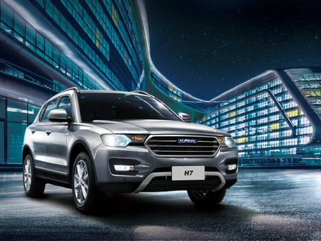 Have it All? We hit the Beijing Show to check out the new Haval H7