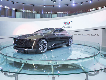 Cadillac showcases its exciting Middle East future at Dubai International Motor Show