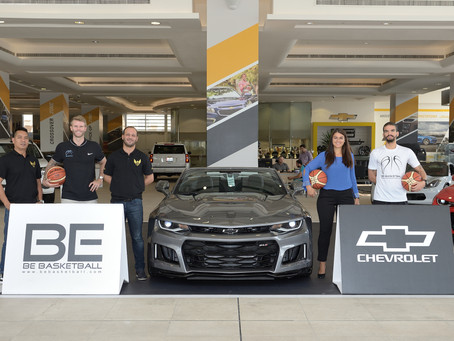 Chevrolet to continue supporting Qatar's rising basketball stars through ongoing partnership