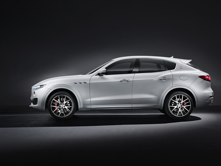 Maserati's first SUV receives its eagerly-awaited world unveiling at the upcoming Geneva Interna