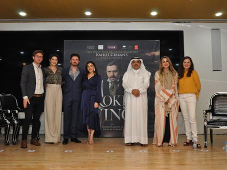 Broken Wings to Show in Qatar