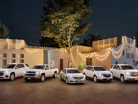 Chevrolet launches exclusive car packages for Ramadan