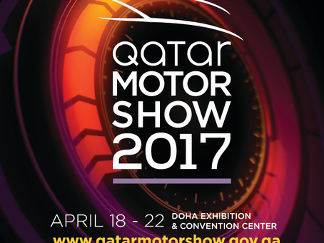 Exhibitor Activities Fascinate Crowds at Qatar Motor Show 2017