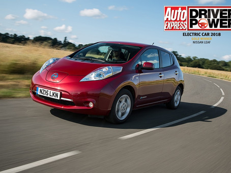Nissan Micra and LEAF achieve highest customer satisfaction in 2018 Driver Power study