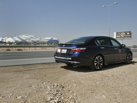 Honda Accord, a definitive must-drive for anyone after a medium-sized sedan