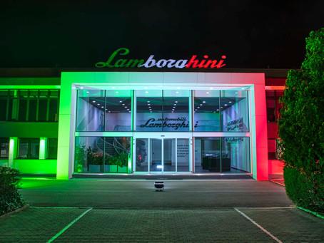 Automobili Lamborghini starts production of surgical masks and medical shields