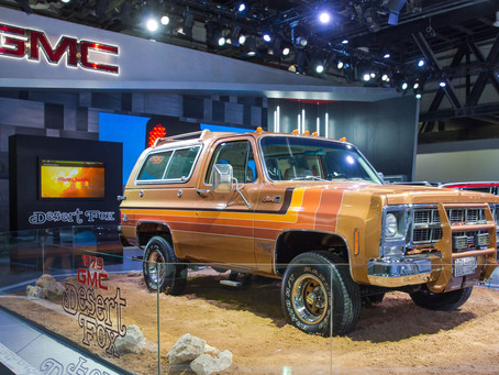 GMC Desert Fox: celebrating 40 years in the Middle East