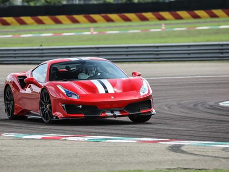 Ferrari 488 Pista, adrenaline like never before