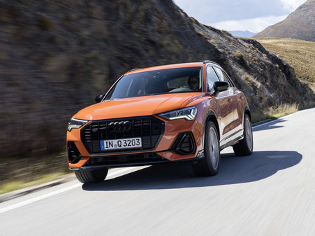 Comfortable, versatile and connected:   orders now being taken for new Audi Q3 in the Middle East