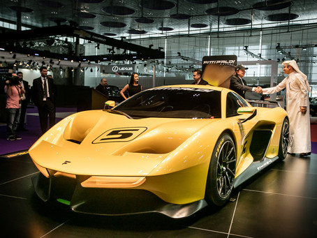 Innovation takes center stage at Qatar Motor Show