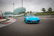 The Contender, The 911 GTS is a Force to be Reckoned With