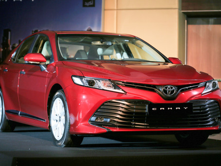 AAB launch the all-new Camry 2018  The all-new Camry redefines the standard for mid-size sedans