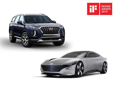 Hyundai Motor Sweeps Twin Wins at iF Design Award 2019