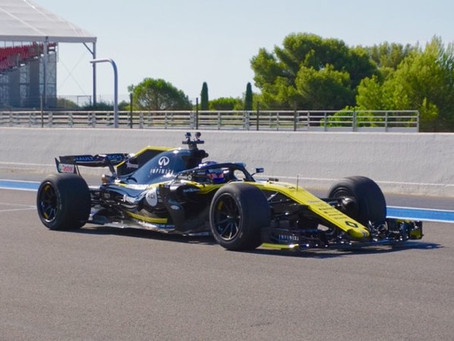 NEW ERA OF FORMULA 1 GETS UNDERWAY AT PAUL RICARD
