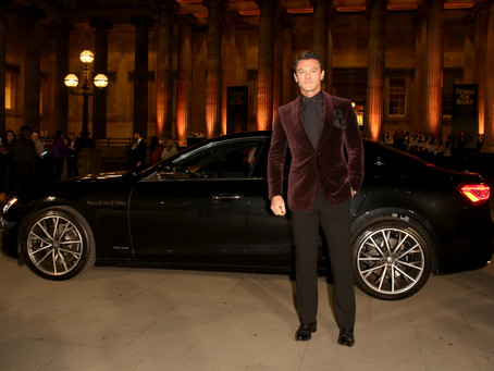 Maserati is proud to support Fashion For Relief