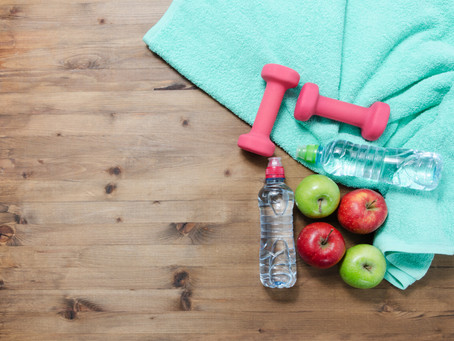 HOW TO KEEP YOUR SUGAR LEVELS UNDER CONTROL WHILE WORKING OUT