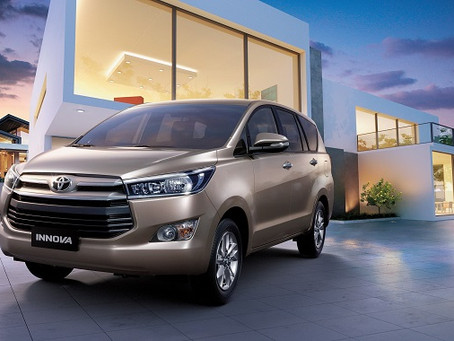 Toyota Launches the All-new 2016 Innova