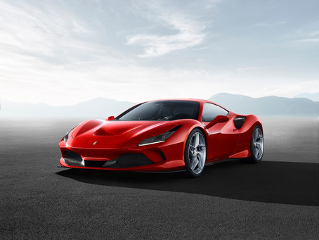 Ferrari F8 Tributo, a celebration of excellence  The mid-rear-engined two-seater berlinetta that pay