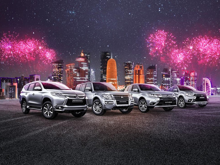 Qatar Automobiles Company extends its Special Offer on a wide range of Mitsubishi SUVs