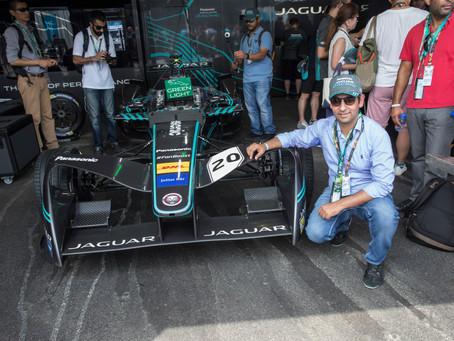 Grand E, Panasonic Jaguar Racing's FIA Formula E Debut