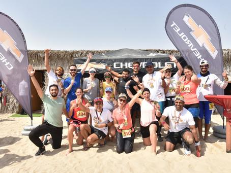 Chevrolet Qatar sponsors the fourth Al Adaid Desert Challenge