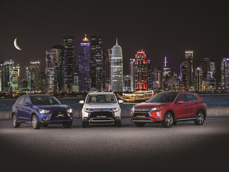 Qatar Automobiles Company launches Special Ramadan Offer on a wide range of Mitsubishi SUVs