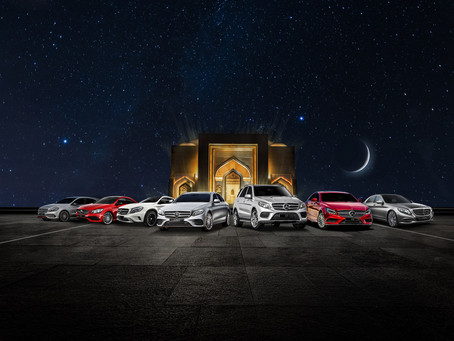 Nasser Bin Khaled Auto Celebrates the Holy Month of Ramadan with Special Offers on Mercedes-Benz Car