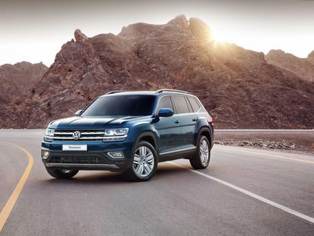 Volkswagen Teramont, Capable & Brilliant