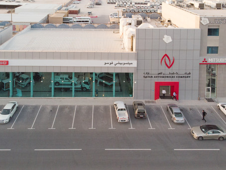 Qatar Automobiles Company signs a deal to supply   MBM with over 50 FUSO Rosa buses