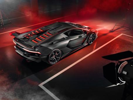 Lamborghini SC18: the first 'one-off' created by Squadra Corse