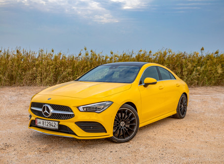 All-new Mercedes-Benz CLA 250, Four-door coupe with svelte shape and cutting-edge technology