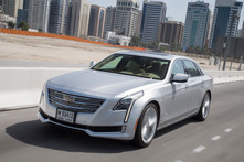 Light Fantastic, Cadillac reinvents how it builds cars with the top shelf CT6