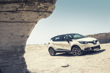 Captur The Flag, Testing the Renault Captur in Dubai