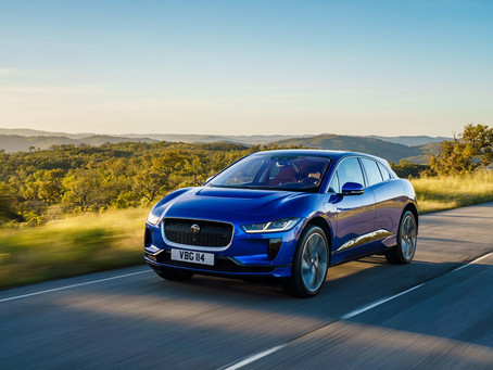 JAGUAR LAND ROVER TRIALS NEW RECYCLING PROCESS TO HELP TACKLE THE WORLD'S PLASTIC WASTE PROBLEM