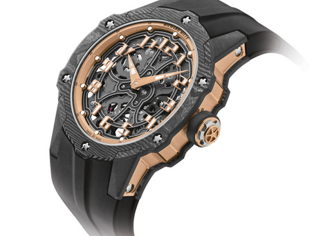 Richard Mille RM 33-02: A COMBINATION OF 'LIFESTYLE' AND SPORTY STYLE