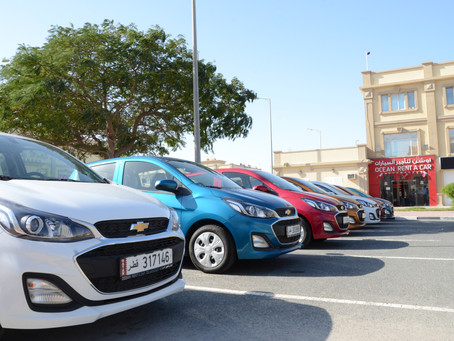 Jaidah Automotive delivers Chevrolet vehicles in support of Ocean Rent a Car fleet expansion