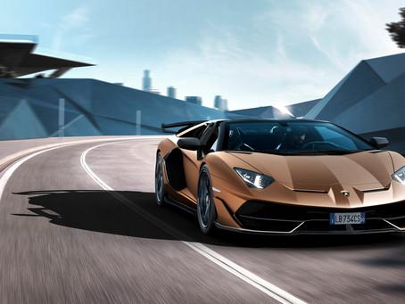 Automobili Lamborghini launches the Aventador SVJ Roadster: exclusive open-air driving perfection