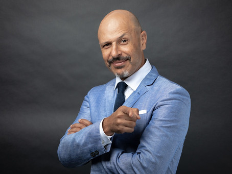 Laugh the night away at W Doha with Maz Jobrani