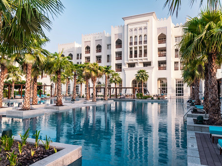 AL MESSILA, THE FIRST LUXURY COLLECTION RESORT IN QATAR