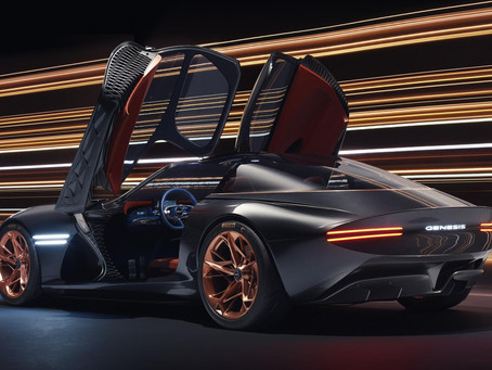 """GENESIS ESSENTIA NAMED """"CONCEPT OF THE YEAR""""  BY AUTOMOBILE MAGAZINE"""