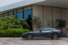 Ferrari Portofino M, Open-top grand tourer with powerful V8 engine and cutting-edge technology