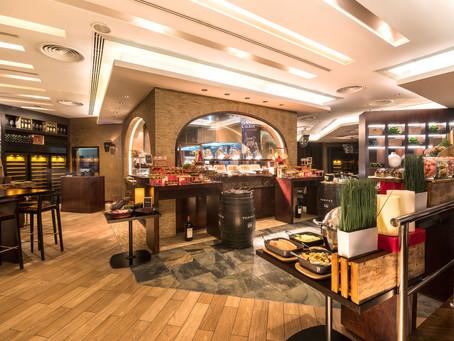 "Oryx Rotana unveils ""The Cellar's"" new innovative menu"