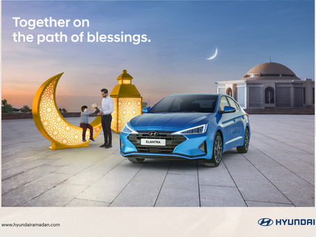 Hyundai Shares Special 2019 Ramadan Campaign:  'Together on the Path of Blessings'