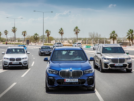 Alfardan Automobiles hosts Qatar media for exciting Highway Drive Experience from Doha to new BMW Al