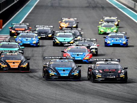 Lamborghini Super Trofeo 2019, title triumph for Target in its Middle East series debut