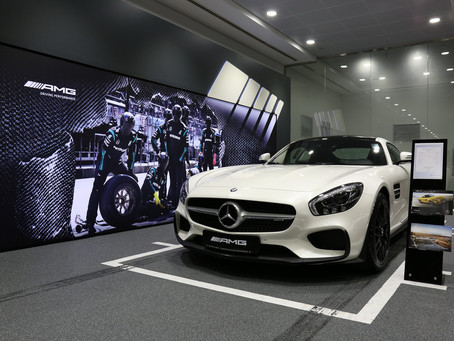 Nasser Bin Khaled Automobiles Launches AMG Performance Center at Salwa Road Showroom