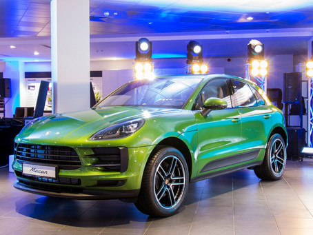Porsche Centre Doha welcomes the new Macan
