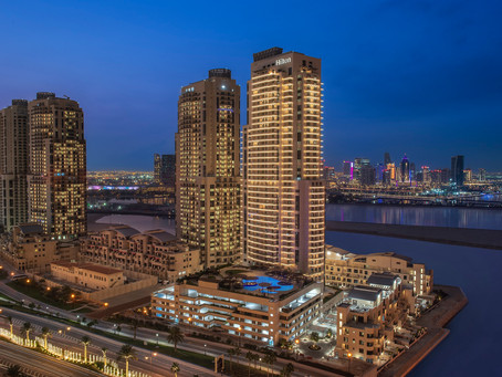 Hilton Doha The Pearl Now Open in Qatar