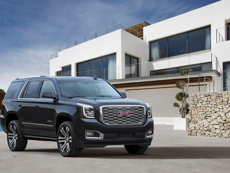 GMC Yukon celebrates 25 years of iconic power, luxury and performance