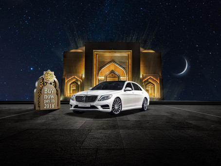 NBK Automobiles Launches Exclusive Car Promotion for Mercedes-Benz Pre-Owned S-Class